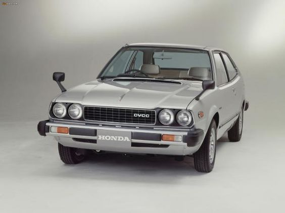 Honda Accord 1976 #1
