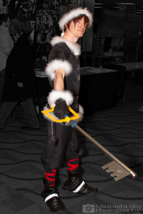 #NightmareBeforeChristmas #Sora #Cosplay from #SteelCityCon #ComicCon ----- Check out more of my photography @ http://www.facebook.com/MidnightSkyPhotography (Link in Profile) ----- #MidnightSkyPhotography #MidSkyPhoto