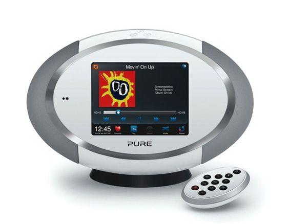 Pure Sensia 200D.  Not your average DAB radio