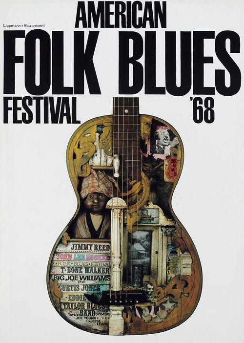 Resultado de imagen de American Folk Blues