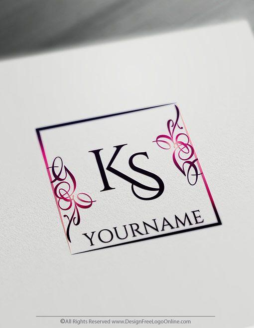 Create Letter Logo Design With The Best Monogram Maker Monogram