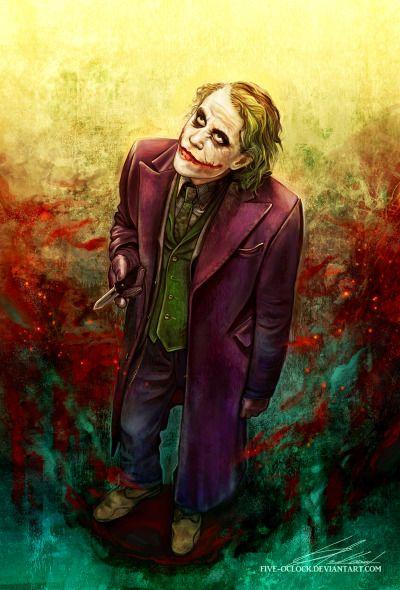 Joker - five-oclock: