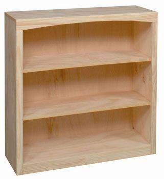 unfinished bookshelf. wayne ,nj