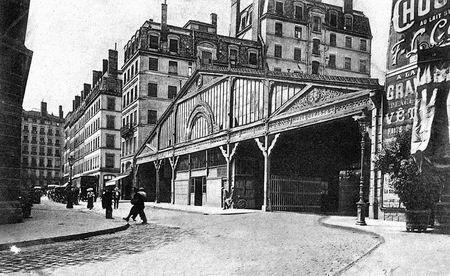 Gare du funiculaire de la Croix Rousse, Réf : 1244