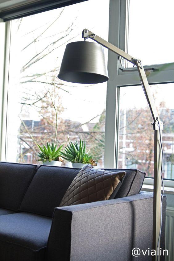 interieuradvies woonkamer leeuwarden friesland industrieel stoer ...