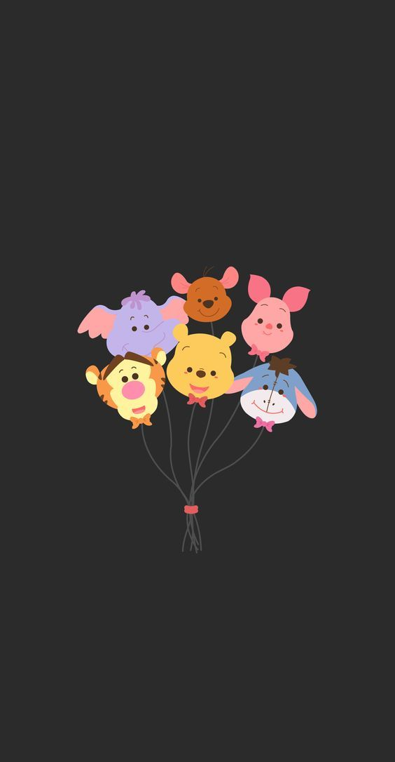 Winnie The Pooh And Friends Disney Wallpaper Wallpaper