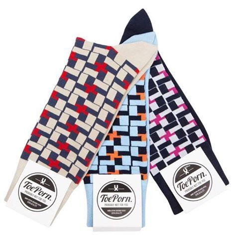 If you are looking for boring colours and patterns TOEPORN is #probablynotforyou visit www.toeporn.co.za for more colours and styles