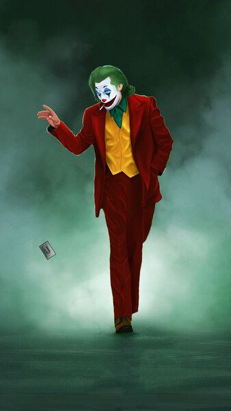 Joker Movie 2019 Art 4k Hd Mobile Smartphone And Pc Desktop