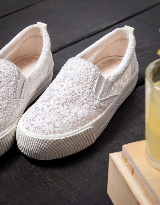 Zapatos - MUJER - MUJER - Bershka Mexico