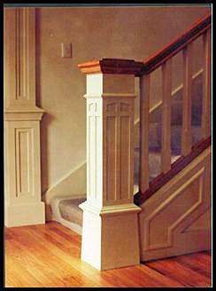 Best Posts Craftsman Staircase And Newel Posts On Pinterest 400 x 300