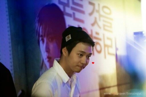 "130625 Yoochun at ""Cold Eyes"" VIP Premiere"