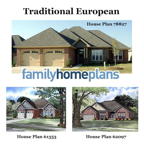 Small european house plans home design and style for Small european house plans