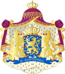 Royal Crest of the Dutch.