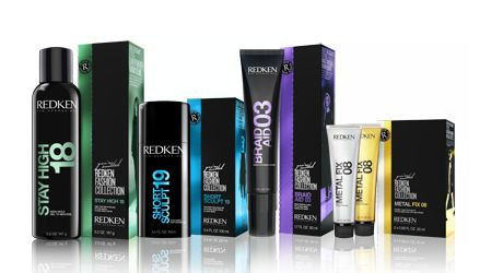 Introducing NEW Fashion Collection by REDKEN!