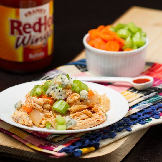 bold and spicy protein-packed breakfast that comes together in ...
