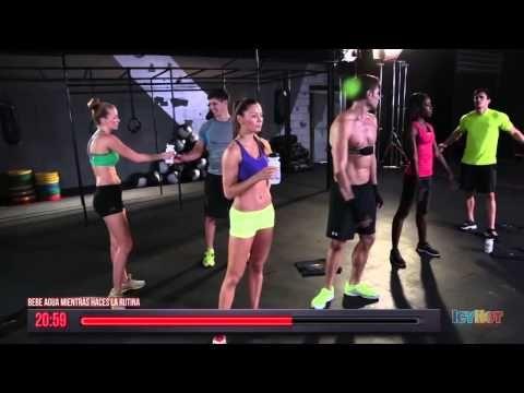 El Reto Icy Hot® Rutina 5 Dinámica - YouTube
