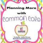 1st grade common core checklists.   These Common Core checklists were created to help teachers plan lessons and keep track of the standards as they are taught throughout the year. With checkboxes provided to log the dates the standard was taught, you'll see at a glance what you have/haven't covered. The notes section provided can be used to list resources, lesson ideas, student mastery, or however you see fit!