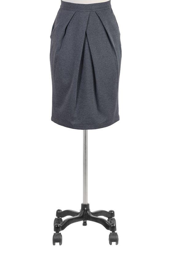 Womens Knit Skirts