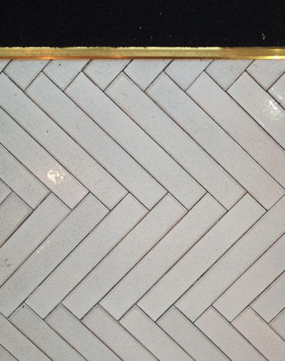 Herringbone Floors Tiling And Herringbone On Pinterest