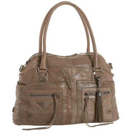 Rebecca Minkoff Addiction Satchel,Glazed Light
