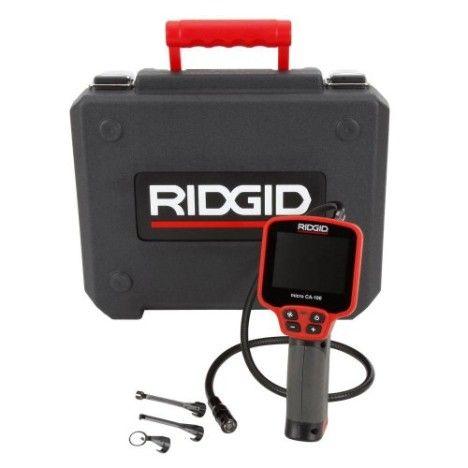 Ridgid 36738 SeeSnake Micro CA-100 Inspection Camera #microscope