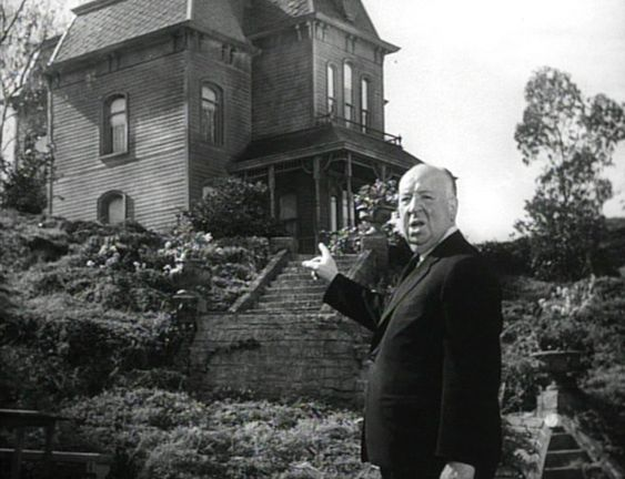 What is a good topic to explore in an essay about Hitchcock?