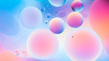 Moon Drops Chromebook Wallpaper Uhd Wallpaper Color Gradient Design