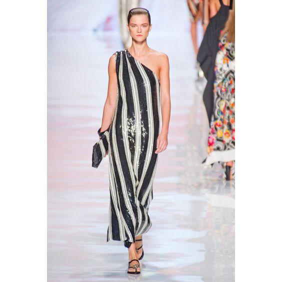 Etro at Milan Fashion Week Spring 2013 - StyleBistro via Polyvore