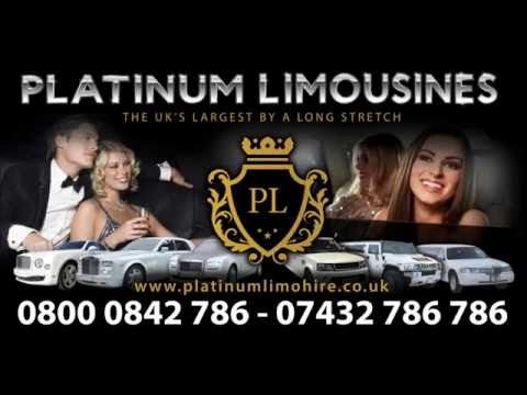 Platinum Limo Hire Sheffield Is One Of The Uks Largest Limo Hire Companies That Covers Limo Hire In Sheffield And T South Yorkshire Limousine Wedding Car Hire