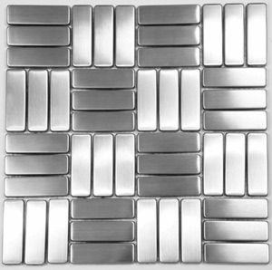 Azulejo de acero inox para cocina cocina pinterest mosaicos - Catalogo de azulejos de cocina ...