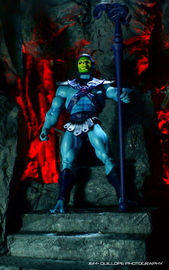 https://flic.kr/p/apXMfa | Masters of the Universe Classics Skeletor | The conquest begins...now