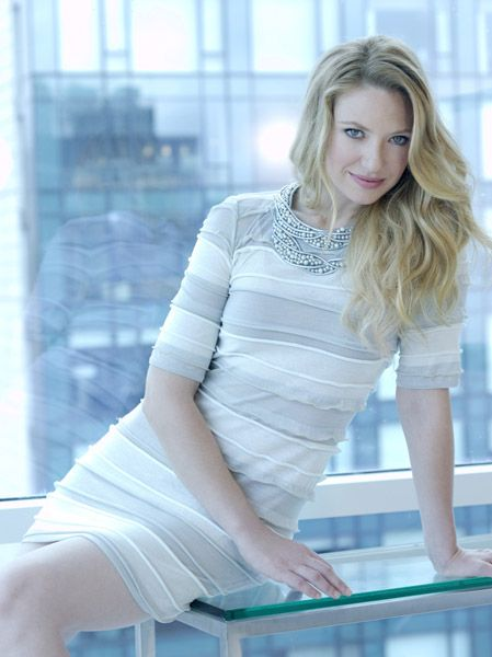 Name: Anna Torv, Profession: Actress, Nationality: Australia, Ethnicity: Caucasian, Birthplace: Melbourne, D.O.B: June 15, 1978, Height: 5 feet and 8 inches, Weight: 56 kgs, Measurements: 34C-24-36 , Enhanced Hooters: No