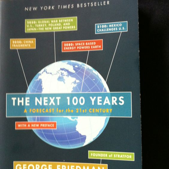 Geopolitics perspective on future ( Econ-geo- n politics in the mix) this one is more dynamic!