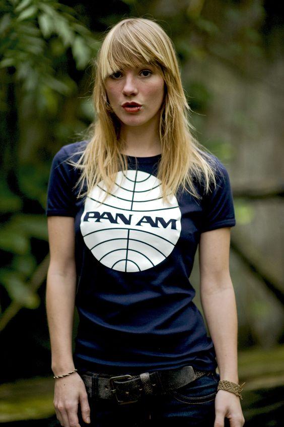 Pan Am Logo T-Shirt - Logoshirt