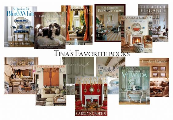 13 design books every decorating enthusiast needs to own....and a winner! - The Enchanted Home