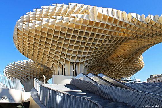 Metropol Parasol de la Encarnación - Sevilla