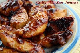 Cracker Barrel grilled chicken tenderloins recipe