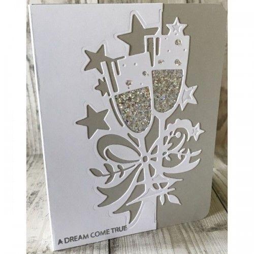 Puzzle Metall Stencil Cutting Dies Scrapbooking Stanzschablone Decorative Karte