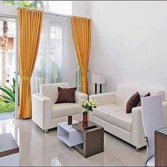Minimalist Living Room Design 20 Ruang Tamu Rumah Desain Ruang Tamu Mewah Desain Interior