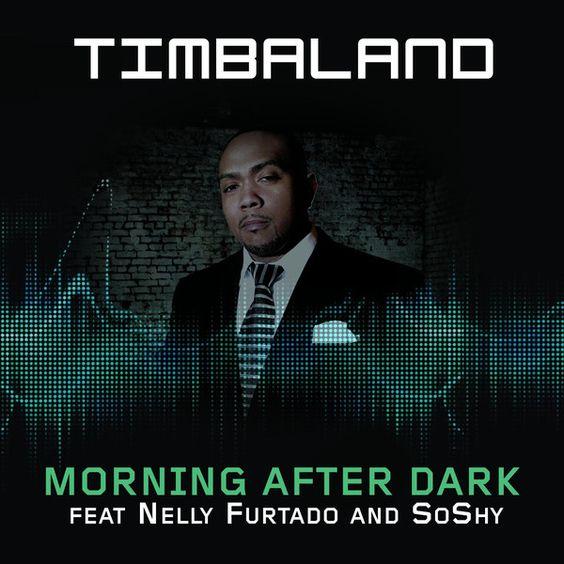Timbaland, Nelly Furtado, SoShy – Morning After Dark (single cover art)