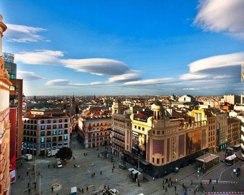 Hôtel 4 étoiles à Madrid