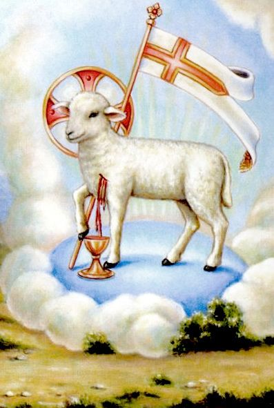 clipart jesus lamb of god - photo #34