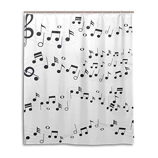 ボード シャワーカーテン のピン