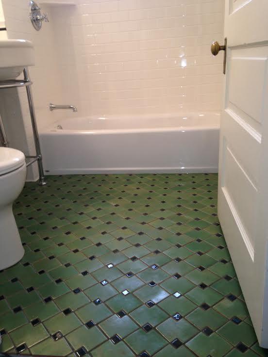 Handmade Tile Samples Pack Classic White Bathrooms White