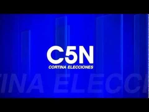 Cortina musical C5N ELECCIONES