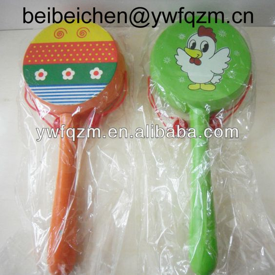 small wood baby rattle :1.material is ECO-friendly,surface is smoothly enough;2.has crisp sounds,draw baby attention easily.