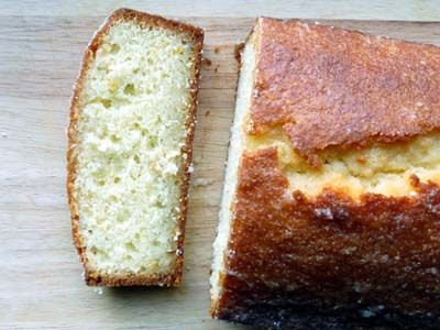 The best lemon cake you've ever had.
