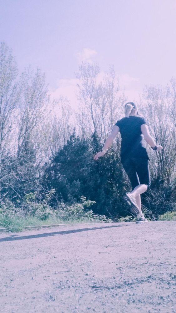 Hill Running and Drishti