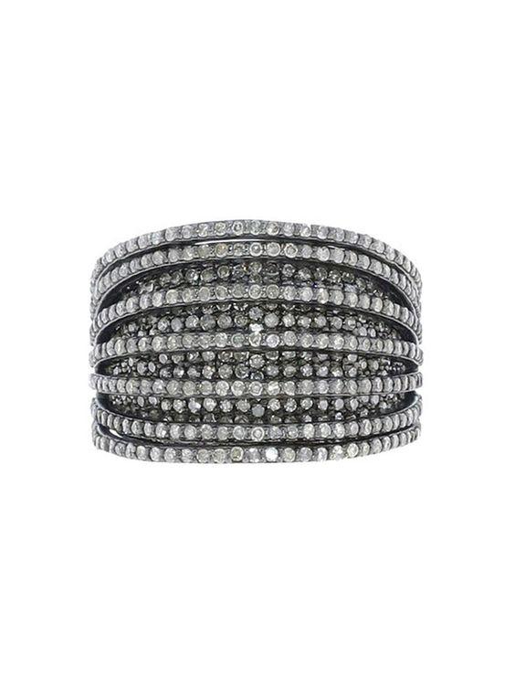 Lina Diamond Designer Ring