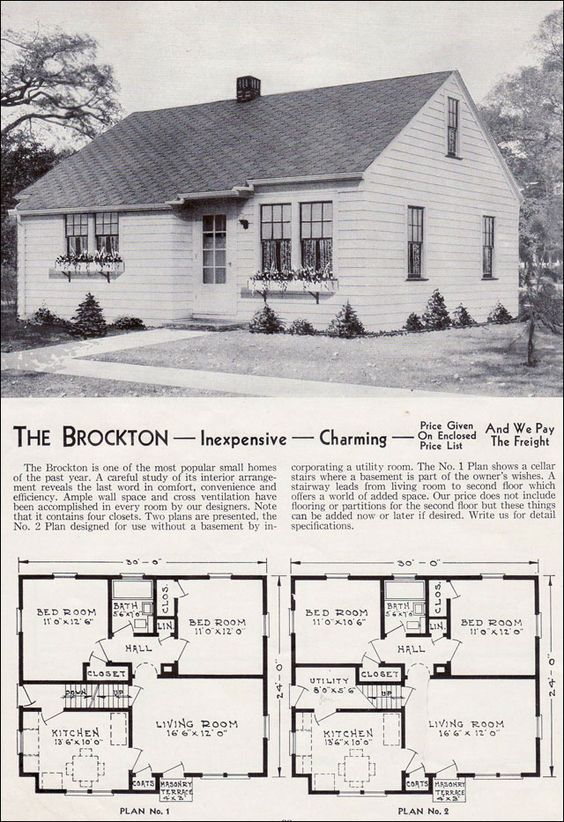 Pinterest the world s catalog of ideas for 1940s house plans